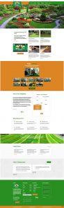 flutterworks website design