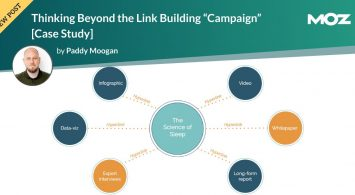 "Thinking Beyond the Link Building ""Campaign"" [Case Study]"